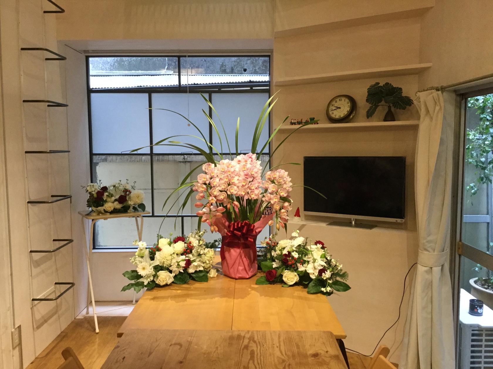 市ヶ谷  四ツ谷Tokyo Candlehouse 隠れ家ゲストハウス リビングルーム(TOKYO CANDLEHOUSE) の写真0
