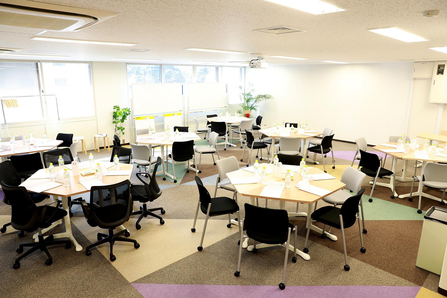 【品川駅前】研修会社がプロデュースするワークショップルーム(アルヴァスデザイン) の写真0