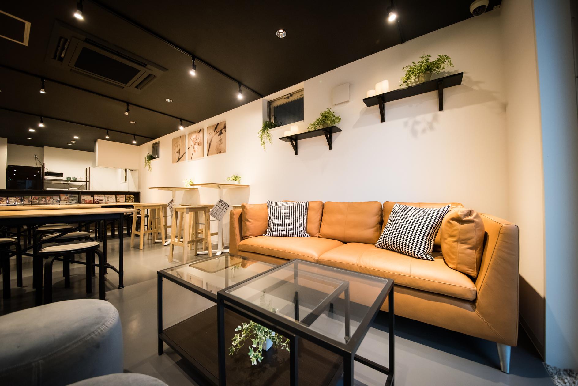 1時間から使えるおしゃれな空間(Hostel Kyoto KIZUNA) の写真0
