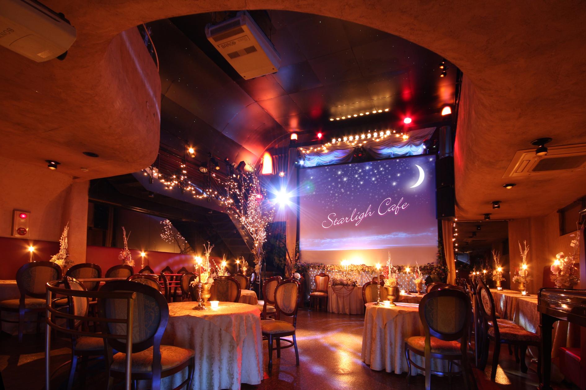 STARLIGHT CAFE 2&3階(スターライト カフェ&ウエディング 熊本) の写真0