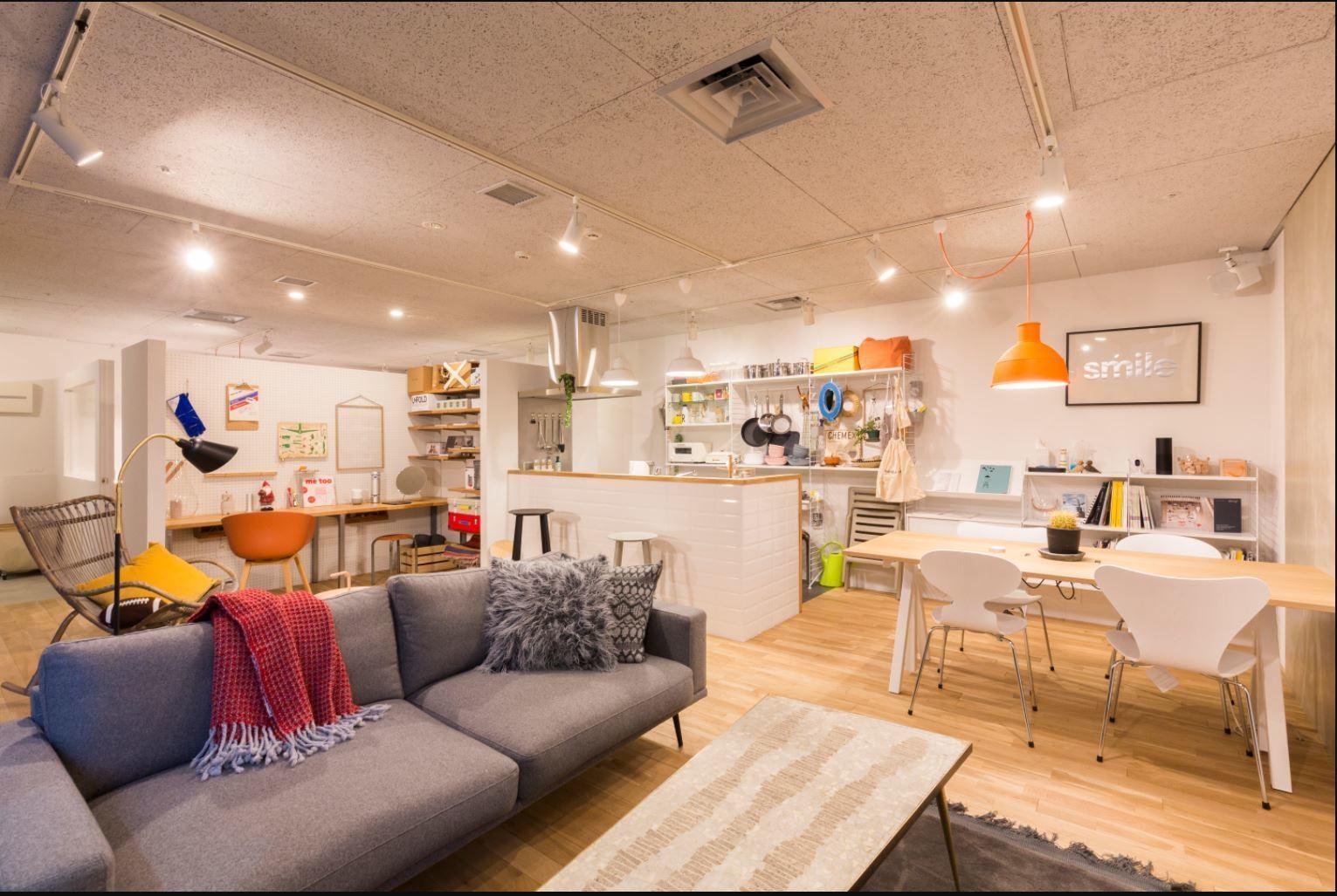 【法人の撮影・会議利用に限定】リノべる 渋谷本社ショールームをお貸出しします(リノべる 渋谷本社ショールーム) の写真0