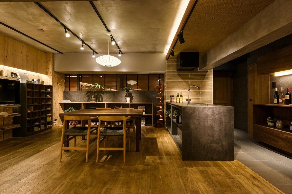 1964年ヴィンテージビルをリノベーションした「レンタルスペース」大濠公園駅 徒歩3分(リノベエステイト キッチンスタジオ(Renovestate Kitchen Studio)) の写真0