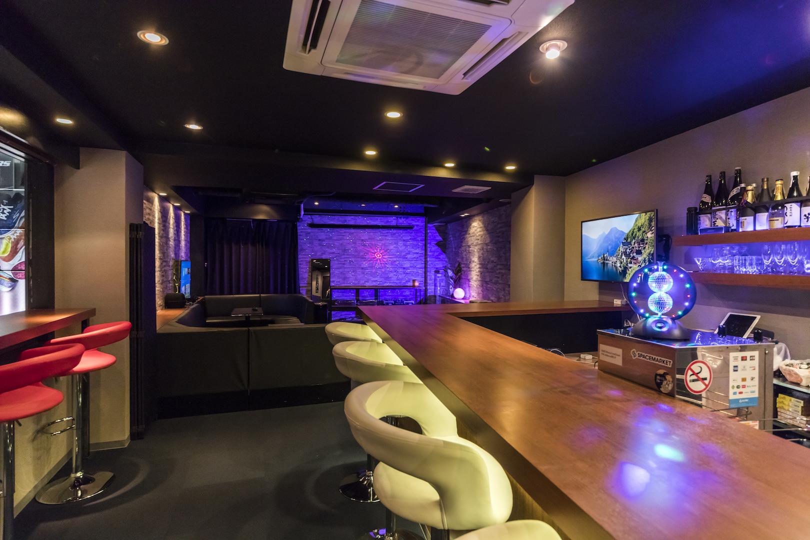 【渋谷・センター街】イベントスペース(DJセット/VRゲーム/プロジェクター/TV/WiFi/完全禁煙)【宇田川町・ロフト前】 の写真