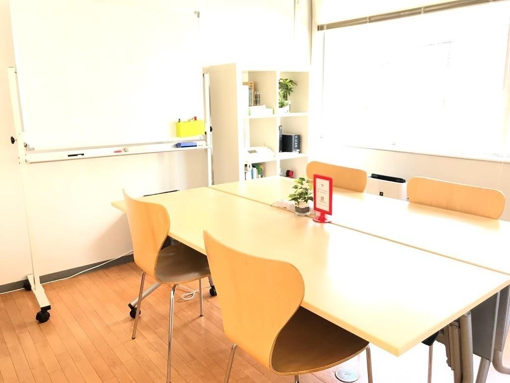 【千葉駅徒歩3分】少人数向け貸し会議室(コワーキングスペース内)(千葉コワーキングスペース201内の貸し会議室) の写真0