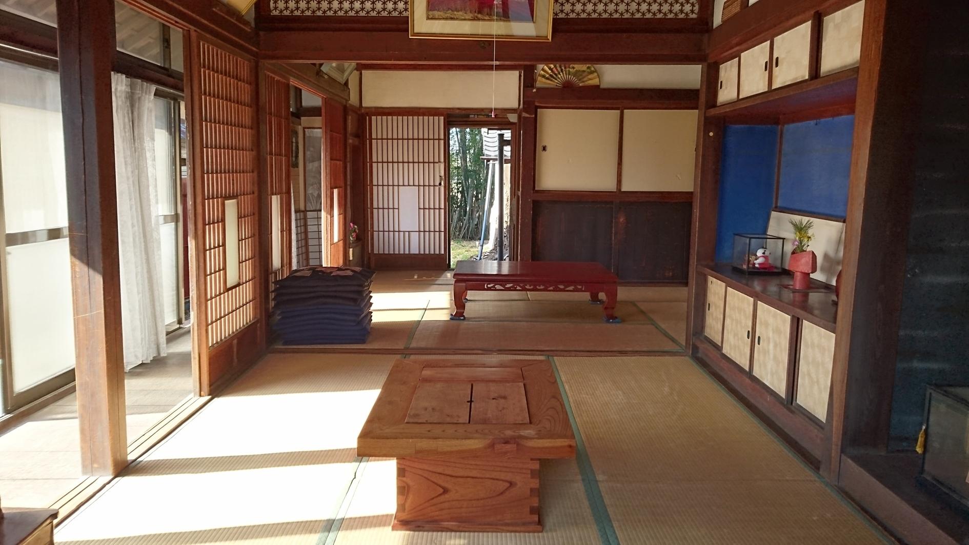 【築120年の古民家】火鉢のある、和みの空間で癒されてください(春皐園(Shunkouen)) の写真0