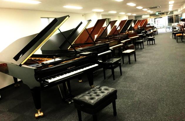 輸入ピアノ.com レンタルスペース(【レビュー募集中につき、格安キャンペーン中!!】 ピアノ店 ショールームでのレンタルスペース) の写真0