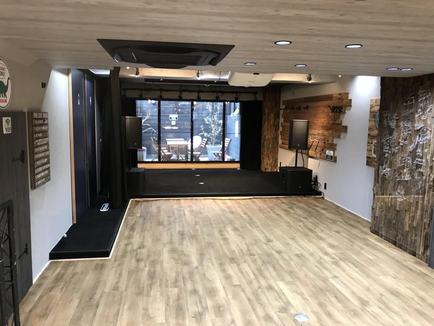RoomOne~多目的レンタルスペース/スタジオやイベント、ワークショップに(RoomOne) の写真0