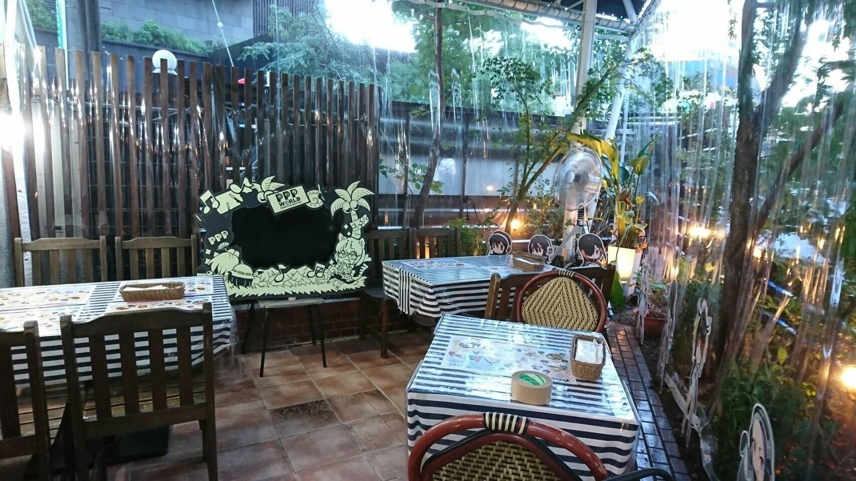 けものフレンズカフェを実施していた店舗の貸し出しです。ファンミ/撮影/期間限定カフェ等(けものフレンズカフェを実施していた店舗の貸し出しです。ファンミ/撮影/期間限定カフェ等) の写真0
