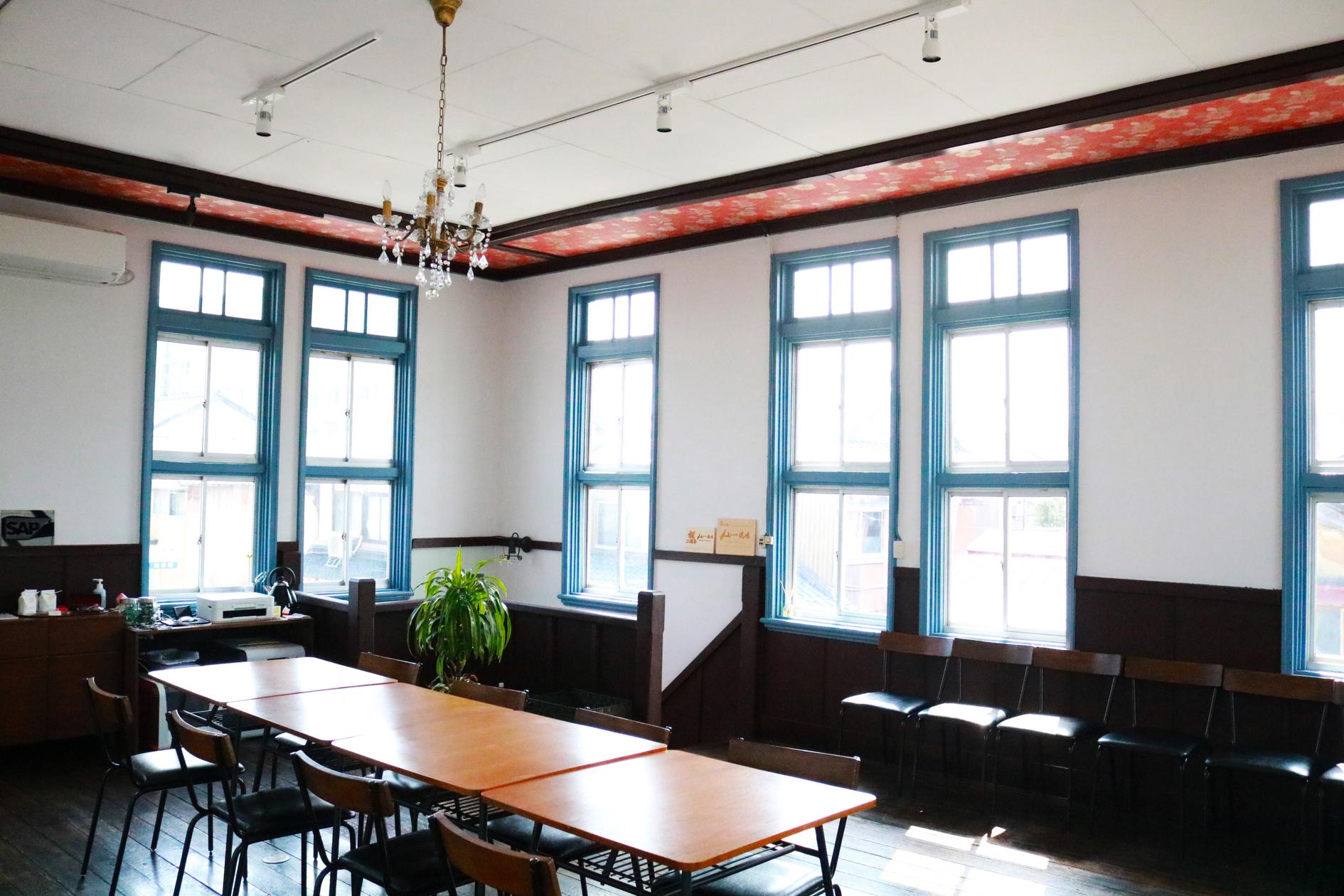 築80年の登録有形文化財に登録されている洋風建築です。(Hana道場) の写真0