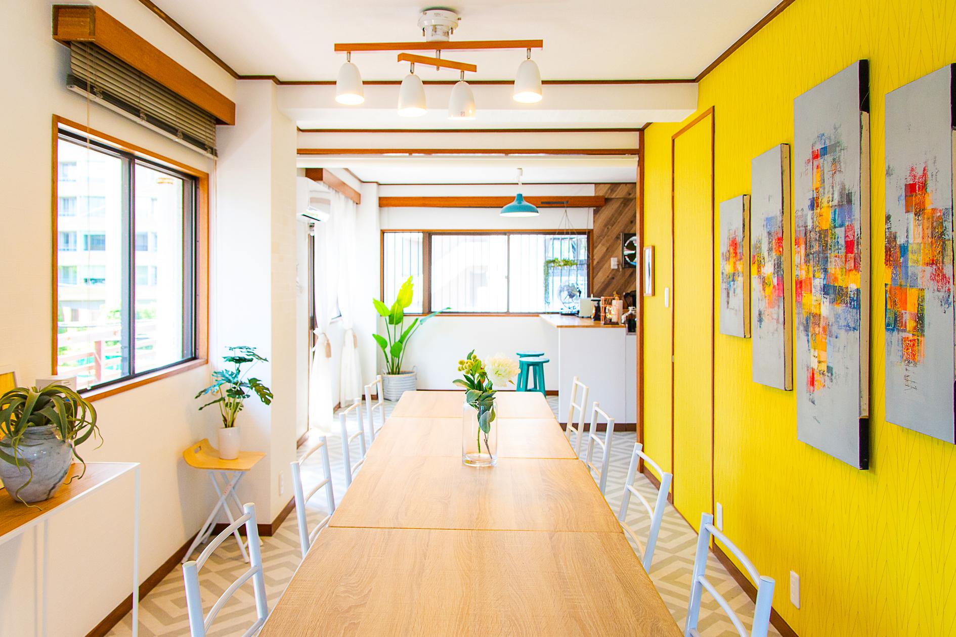 【最大60名 渋谷・表参道徒歩】50㎡ キッチン付きリノベスペース 撮影にもご利用可(【Timeless Shibuya 3F】50㎡ 渋谷・表参道徒歩10分 キッチン付きリノベスペース) の写真0