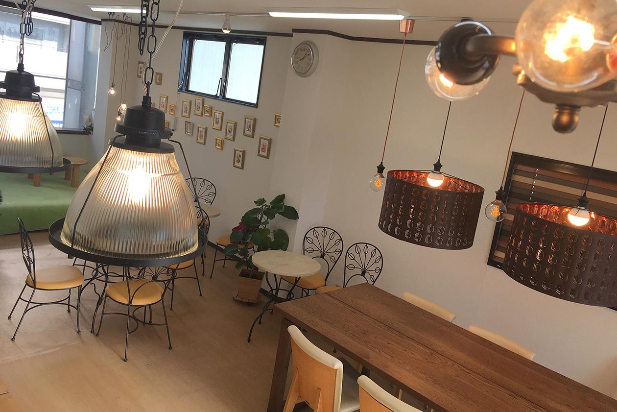 駅近商店街にあるキッチン付きスペース!料理教室・ネイルサロン・会議室などにご利用ください。(駅近商店街にあるキッチン付きスペース!料理教室・ネイルサロン・会議室などにご利用ください。) の写真0