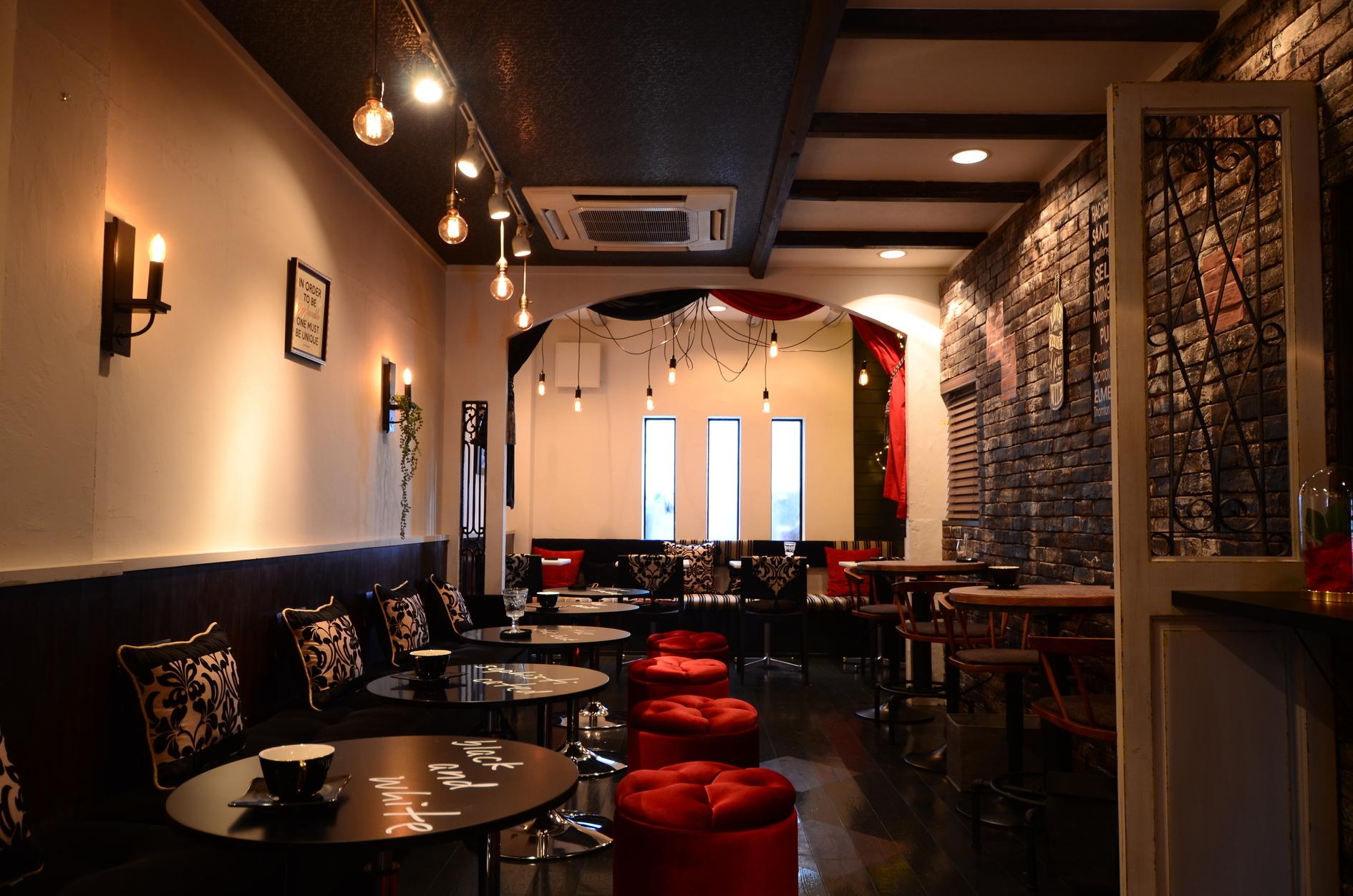 【徳島】ラグジュアリーなcafeスペース(パーティーやイベント使用に最適/貸切)(L'Cafe TOKUSHIMA(エルカフェトクシマ)) の写真0