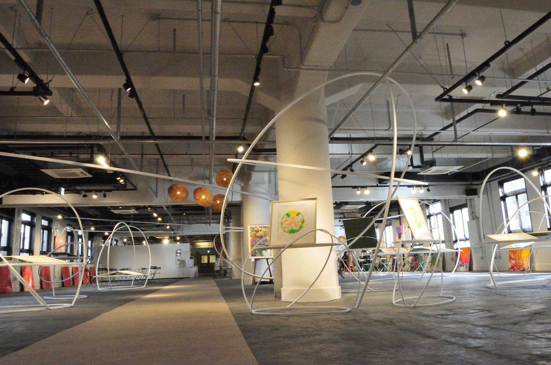 神戸・三宮から20分 最大300名が利用できるイベントスペース/展示会・イベント・講演会に最適!(最大300名が利用できるイベントスペース/展示会・イベント・講演会に最適!) の写真0