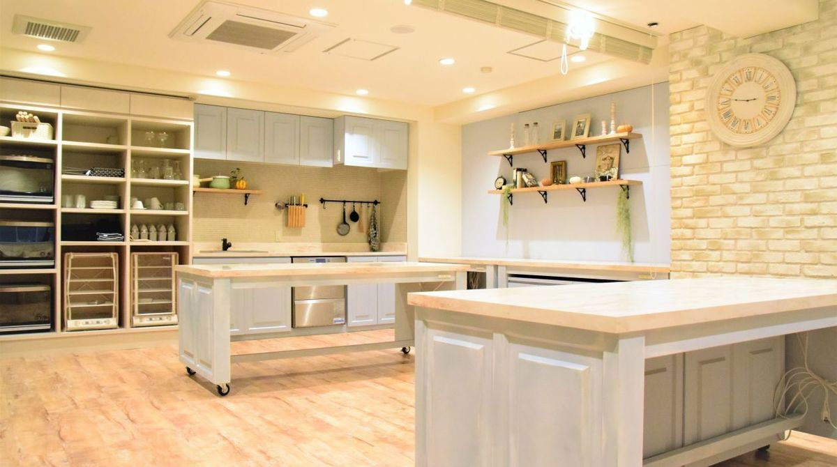 レンタルできる調理室・調理実習室まとめ