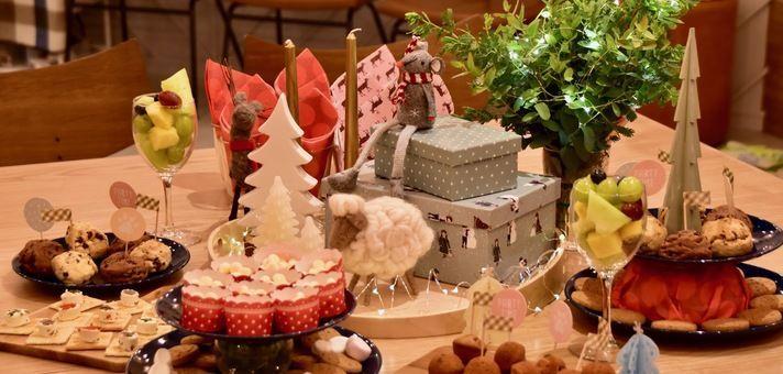 【クリスマス特集】フォトジェニックなパーティーをしよう!